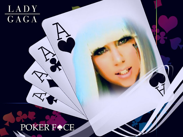 Lady Gaga Wallpaper Poker Face