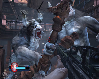 Screen Shot Of Legendary (2008) Full PC Game Free Download at Alldownloads4u.Com