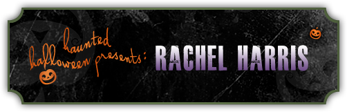 Haunted Halloween with Rachel Harris and a Giveaway