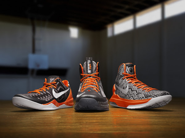 Nike Officially Unveils the Black History Month Collection