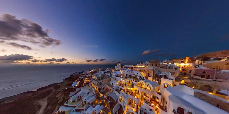 Отдых в Греции, купить тур в Грецию, Санторини, Греция, виртуальный тур Греция