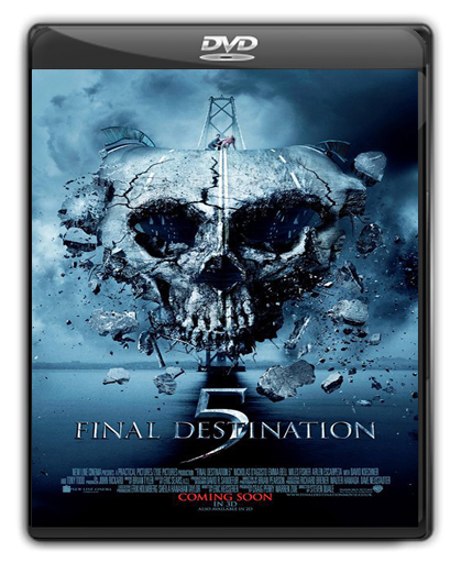Destino Final 5 - Dvdfull - Español Latino