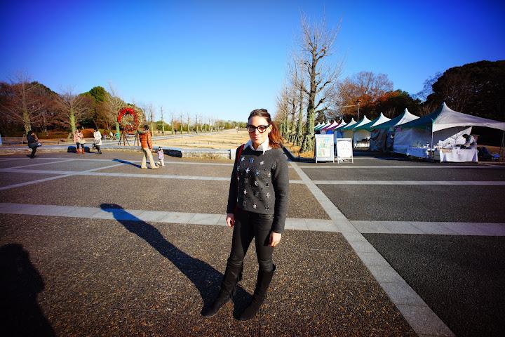 tokyo streetsyle le ciel bleu
