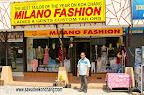 Milano Fashion shop in Coconut Plaza