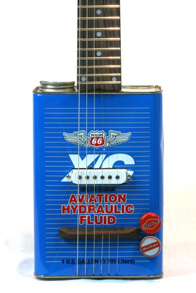 *油鐵桶再生電吉他:Bohemian Guitars 回收手作之美! 12