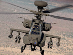 AH-64D Apache Gunship