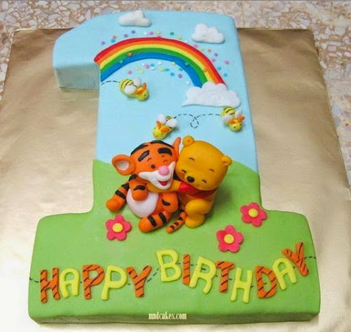 50 Best Baby Birthday Cakes Ideas And Designs iBirthdayCake