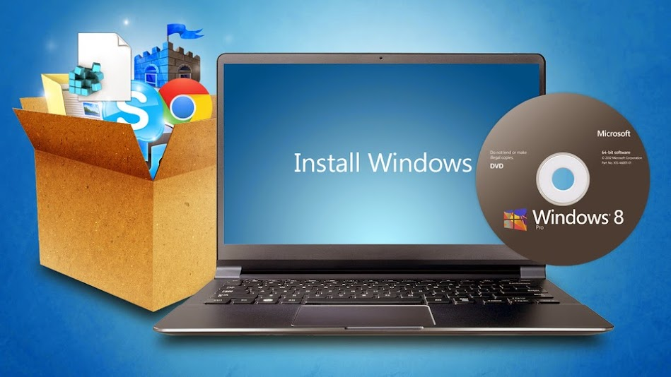 Cómo hacer una instalación limpia de Windows sin perder sus archivos y configuración – Parte 1
