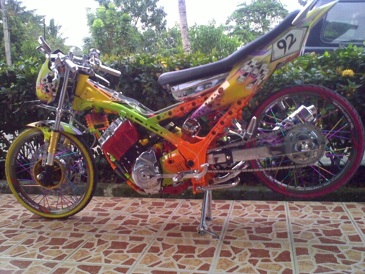 Vario Cw Modifikasi Airbrush