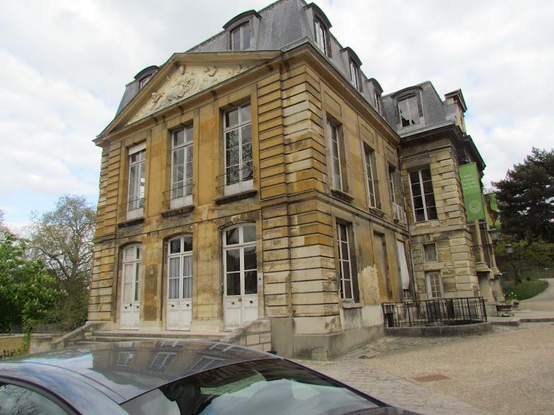 Uma casa no Jardins das Plantas em Paris