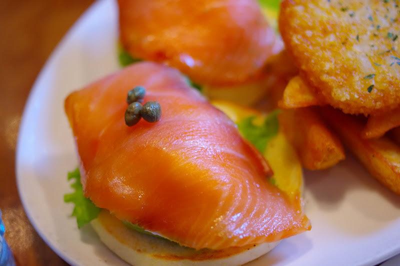 班尼迪克家族(燻鮭魚)