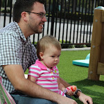 At LePort Schools Parent & Child Montessori, both dad & mom are welcome to attend with baby to enjoy our outdoor classrooms designed just for the littlest students!