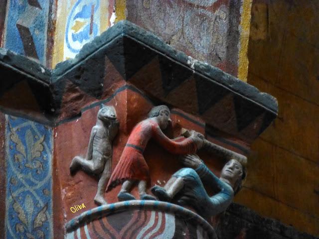El demonio en el románico P1070600