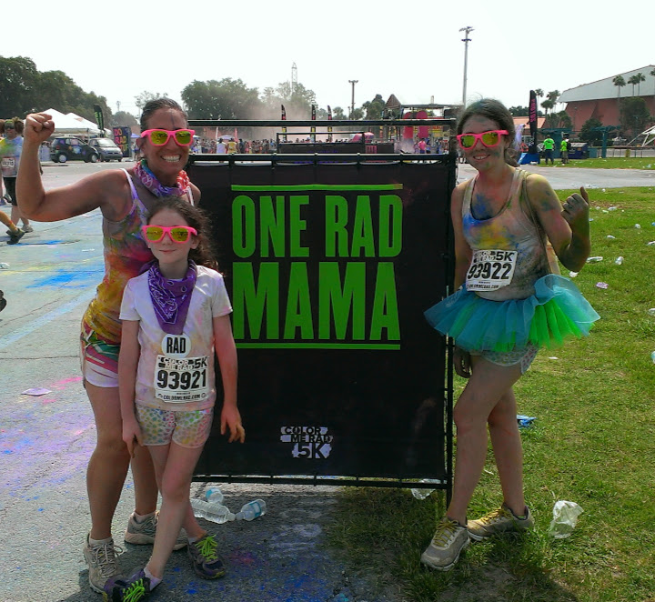 IMAG5195 Another Colorful Time! My Color Me Rad Recap