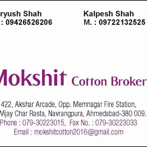 Mokshit Cotton Broker