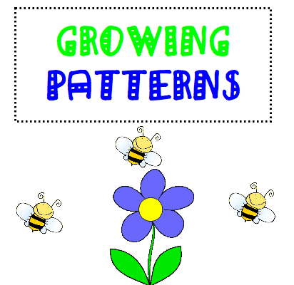 1st Grade Learning Stars: Growing Patterns