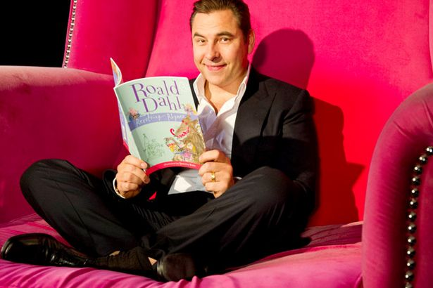 Review: Perspectives - David Walliams The Genius of Dahl