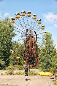 Vrtuljak, simbol Pripjata