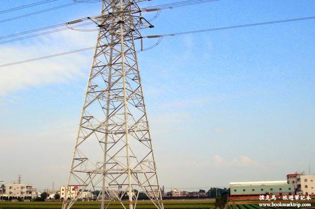 溪湖糖廠電塔