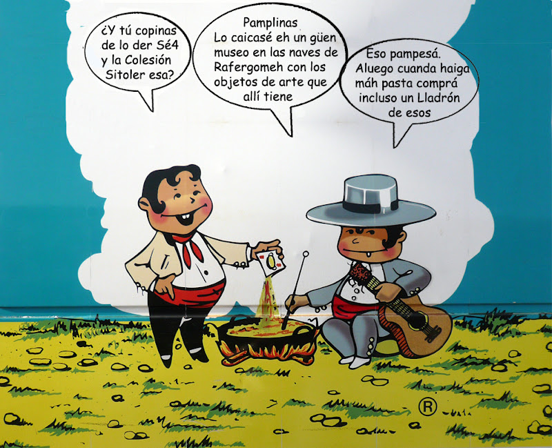 Don Senequín y don Senecón, dos filósofos del copón.