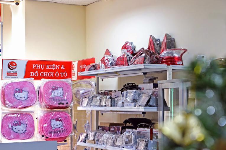 Các phụ kiện và đồ chơi ô tô có bán tại Việt Phát