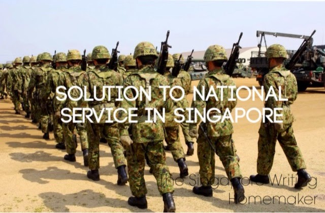 Solution To Singapore National Service