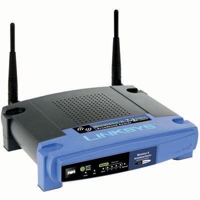 Cara Mudah Setting Access Point Wireless Router Linksys pada Koneksi Speedy