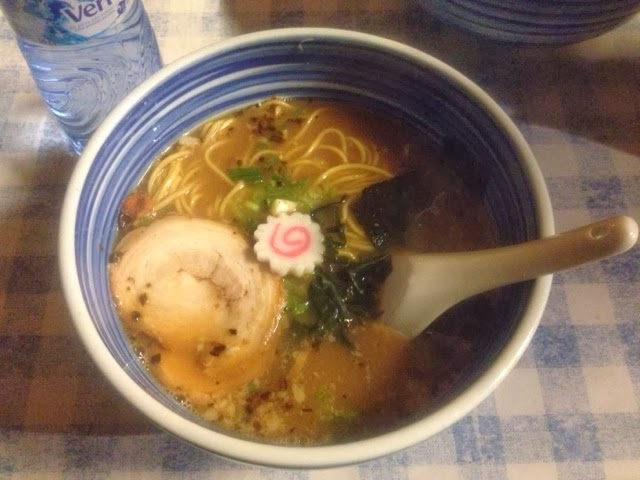 Ramen-Ya Hiro, ramen, sopa ramen