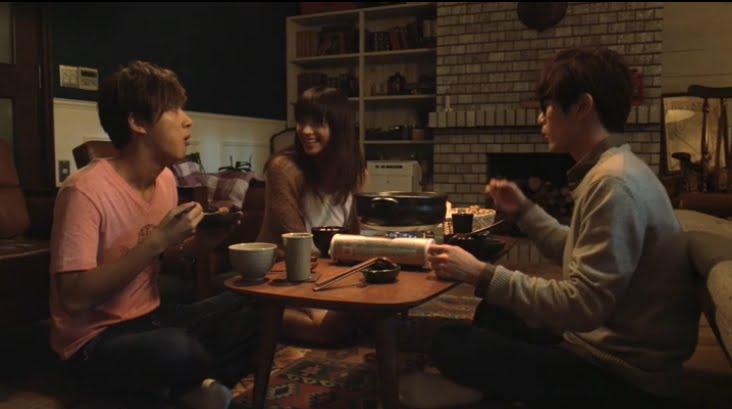 Sung Ha, Yoon Si Yoon, Takahashi Yu