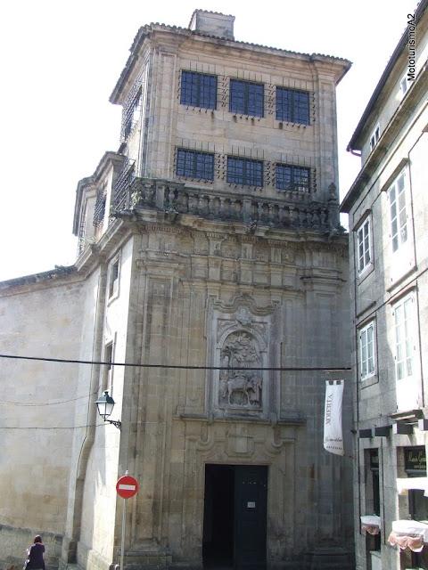 Cabo Fisterra e Santiago de Compostela 18 e 19/09/2012 DSCF5282