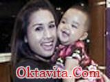 Foto Anak Melinda dan Supardi Pejabat Cirebon