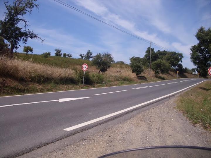 espanha - 1100Km na Pan Espanha, Porto Covo, Beringel e Alcanena IMG_1298
