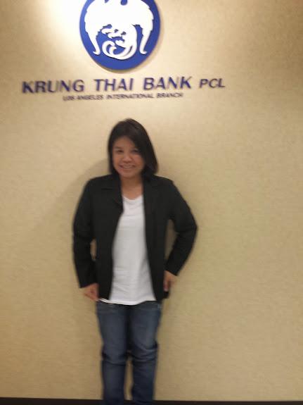 ขั้นตอนการเปิดบัญชีธนาคารไทยในแอลเอ
