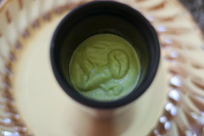 Avocado Basil Smoothie, smoothie, avocado, shake, recept, recepe
