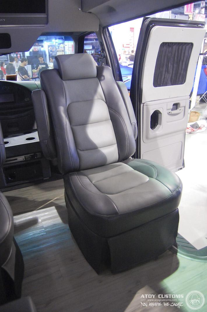 Jay Manalo Ford E150 Atoy Customs Custom Pinoy Rides pic5