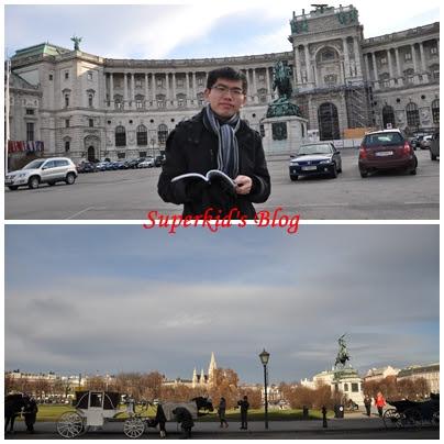 我在霍夫堡新皇宮