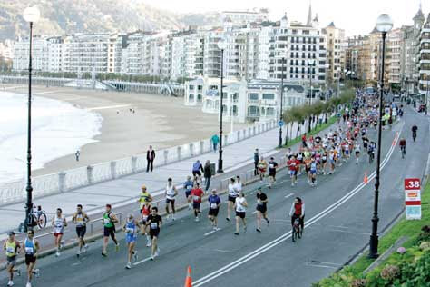 Maratón de San Sebastián