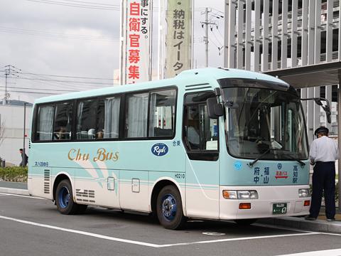 中国バス「オーシャンライナー」 日野リエッセ