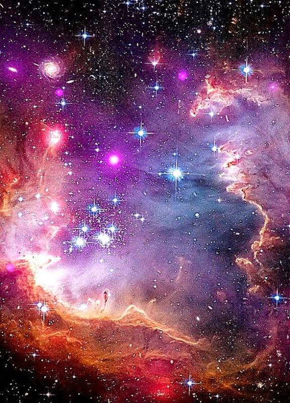 iphone wallpaper galaxy  Wallpapers  Pinterest