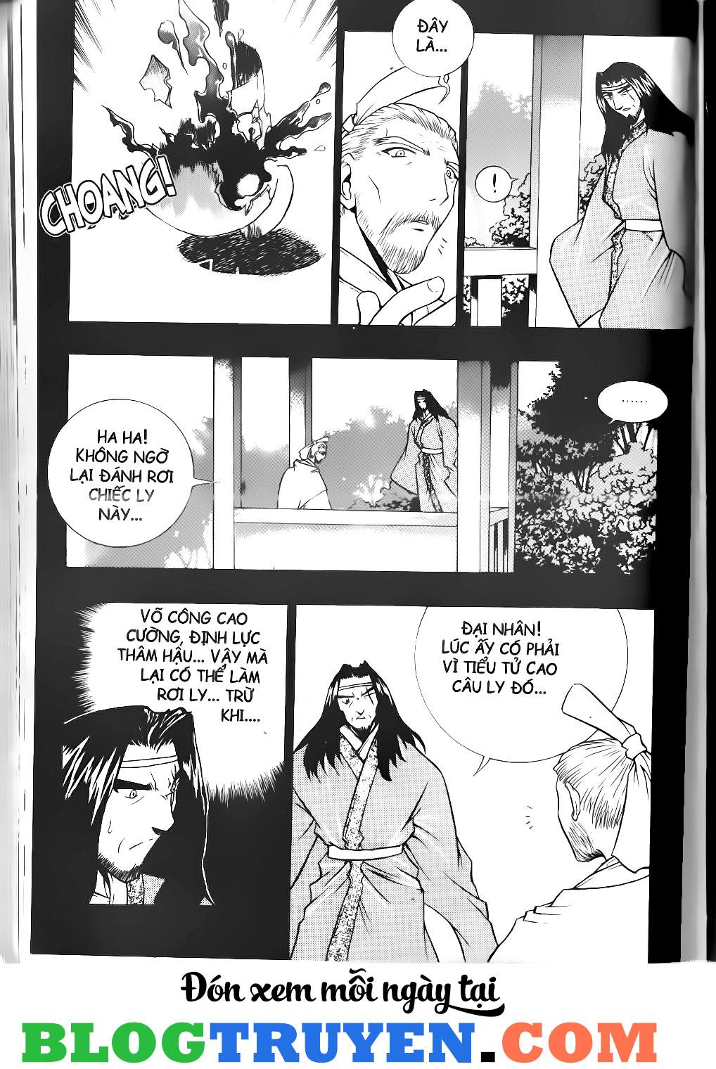 Thiên Lang Liệt Truyện Scan Chap 83 - Truyen.Chap.VN
