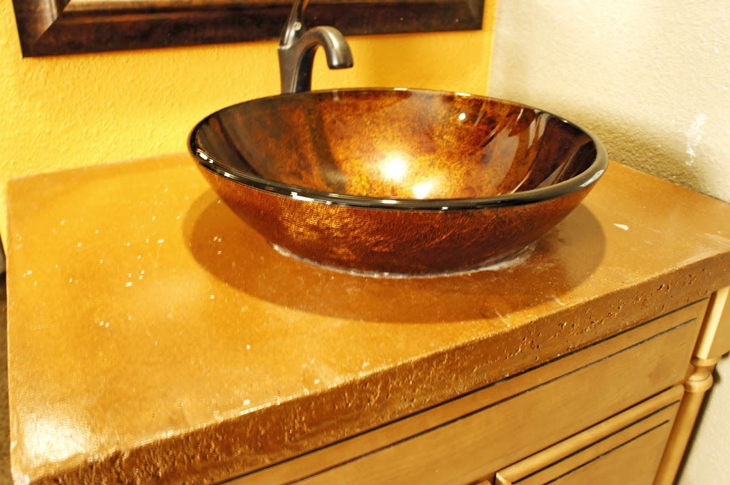 home for sale in Surprise AZ showcases this master bathroom sink
