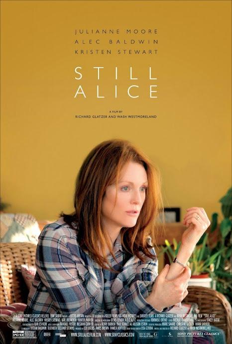 Κάθε Στιγμή Μετράει (Still Alice) Poster