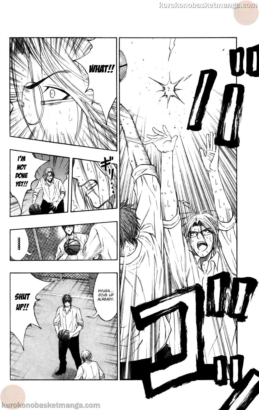 Kuroko no Basket Manga Chapter 96 - Image 16