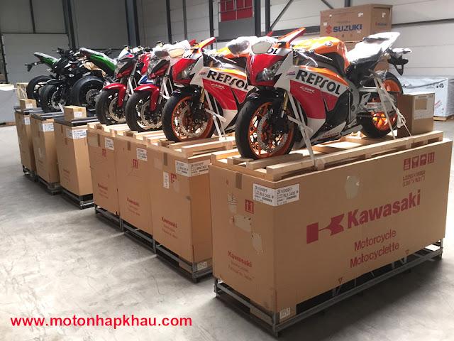 Honda CBR1000RR 2015 Repsol
