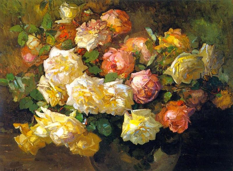 Franz Bischoff - Roses