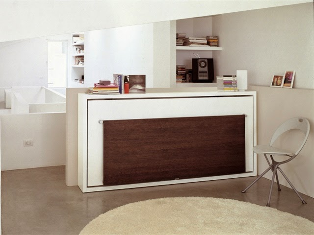 Camas abatibles horizontales - Cama plegable pared ...