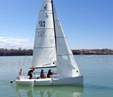 J/70 sailing Great Lakes- Youngstown, NY