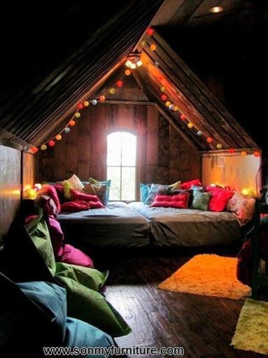Mẫu thiết kế cho phòng ngủ vẫn đẹp trong nhà chật-11