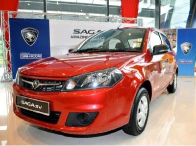 Harga Murah Proton Saga SV