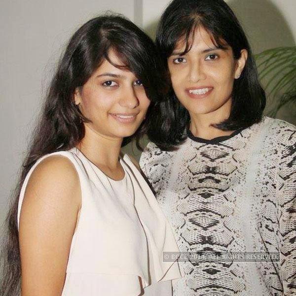 Namrata and Kirti during Theatre Konnection, held at Lalit Ashok, in Bangalore.